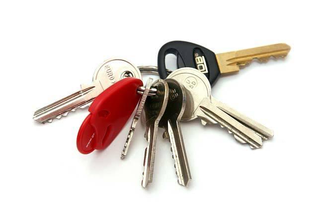 tipos de llaves cerrajero
